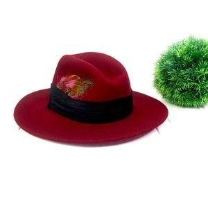 VINTAGE BOUTIQUE by Kates Canada rancher hat